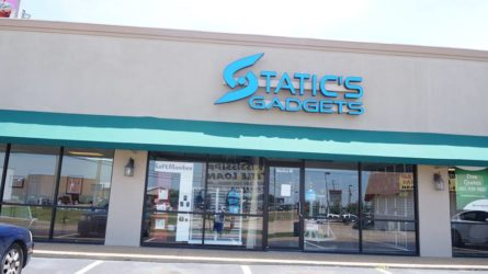 Static Tech Solutions Store Front